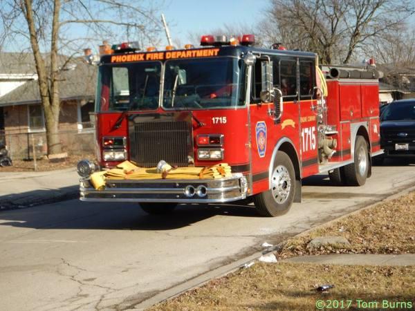 Phoenix FD (IL) Engine 1715