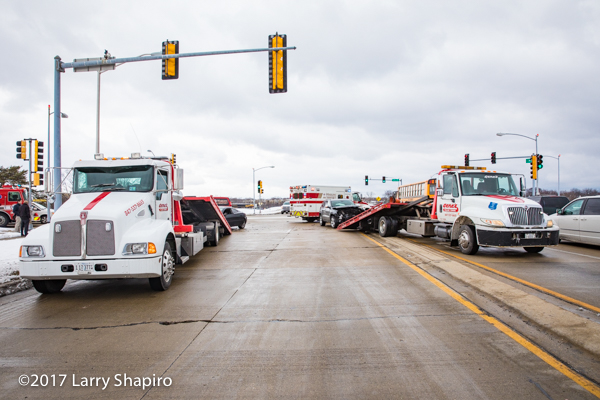 Gene's Towing Century carriers