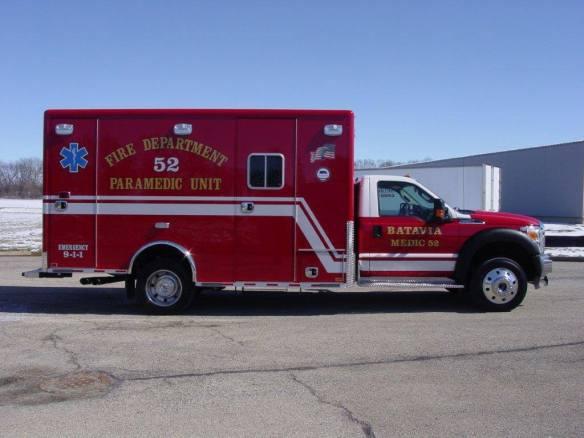Batavia FD Medic 52
