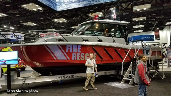 Chicago FD fast boat