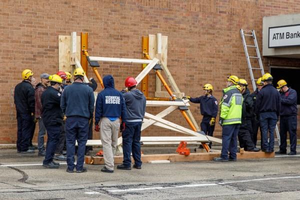 technical rescue squad training