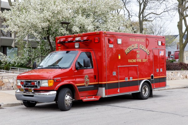 Racine FD Rescue Squad 31