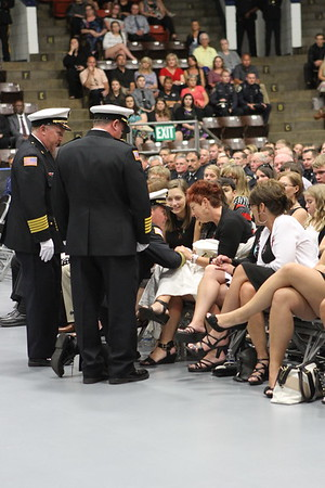 Funeral service for Comstock Township MI Fire Chief Ed Switalski