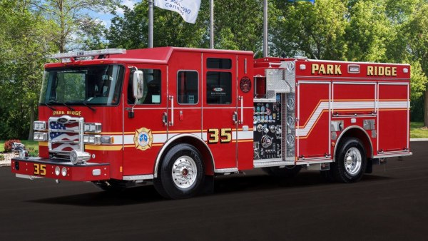 Park Ridge FD Engine 35