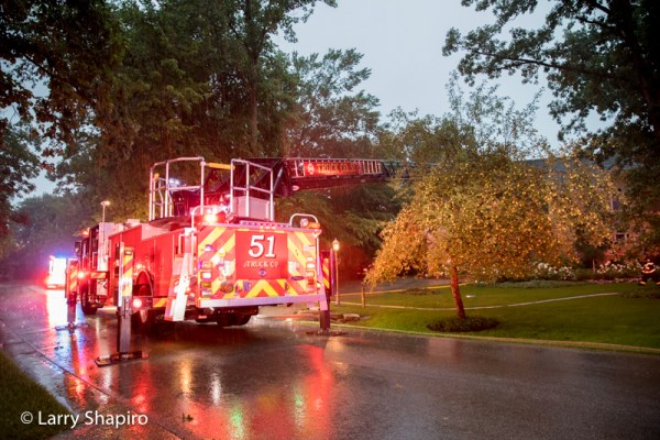 Lincolnshire Riverwoods FPD Truck 51