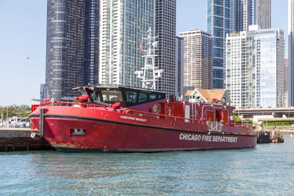 Chicago Fire Boat Engine 2