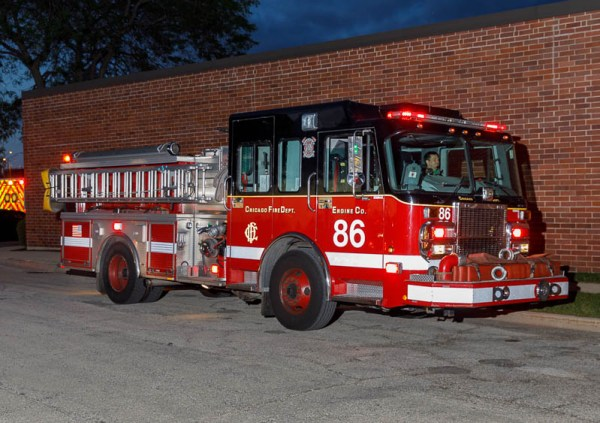 Chicago FD Engine 86