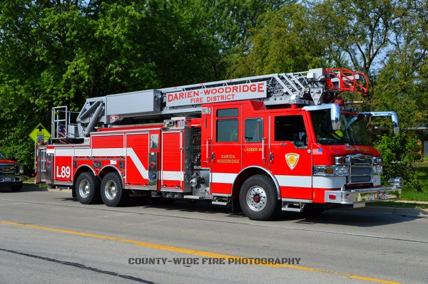 Darien-Woodridge FPD Ladder 89