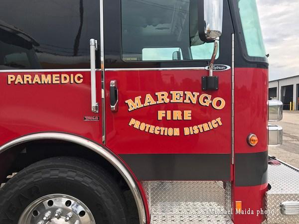 Marengo FPD Engine 1411