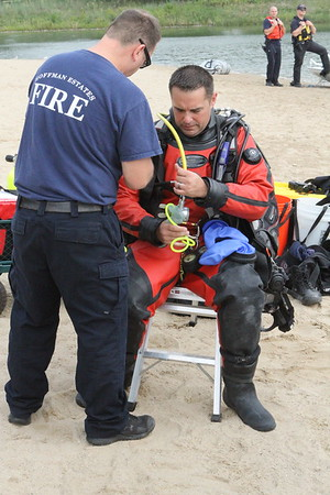 fire department diver