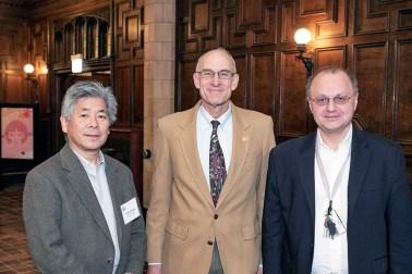 Symposium organizers: Rick Morimoto, Ed Cook and Andrey Rzhetsky