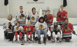 Blackhawks Players