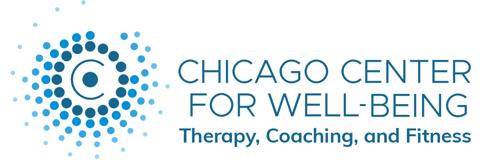 Chicago Center for Wellbeing | Therapy, Coaching, & Fitness logo