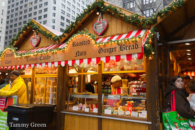 christkindlmarket offers an authentic german experience in chicago