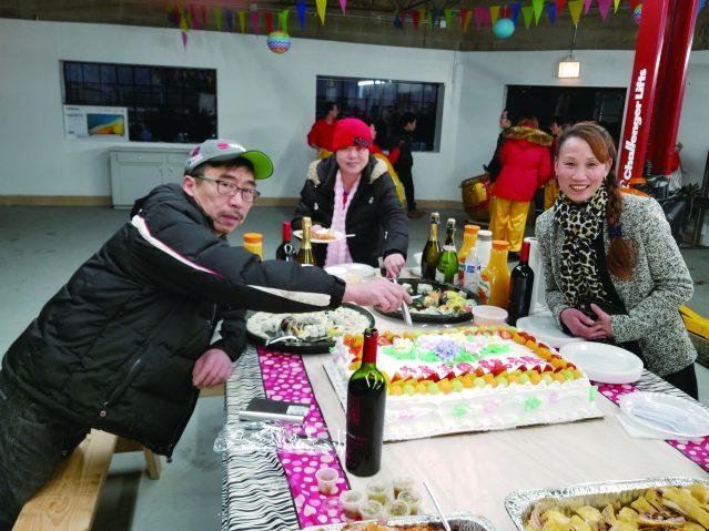 05合切大蛋糕慶祝