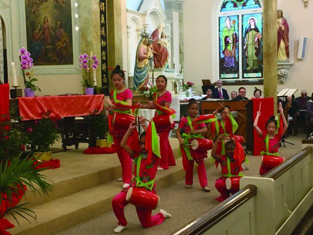 圣德力小學舞蹈表演