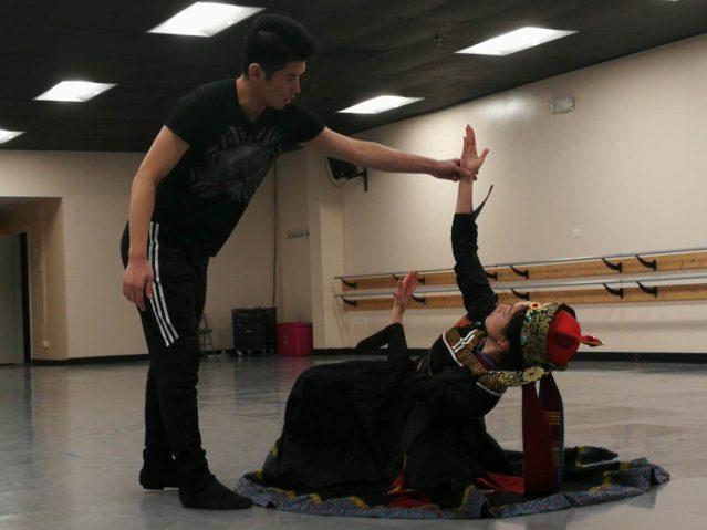 图片9--和吕皓老师学舞
