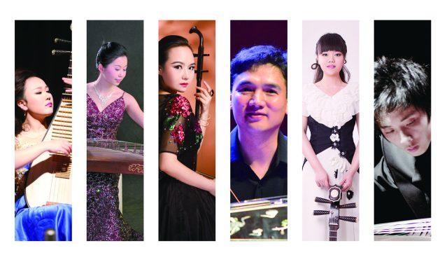 武汉大学音乐学院中国音乐演奏小组