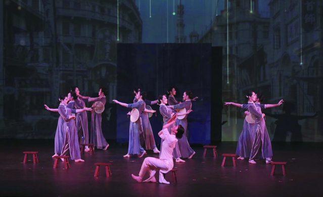 11.唯美舞蹈讓人留下深刻印象