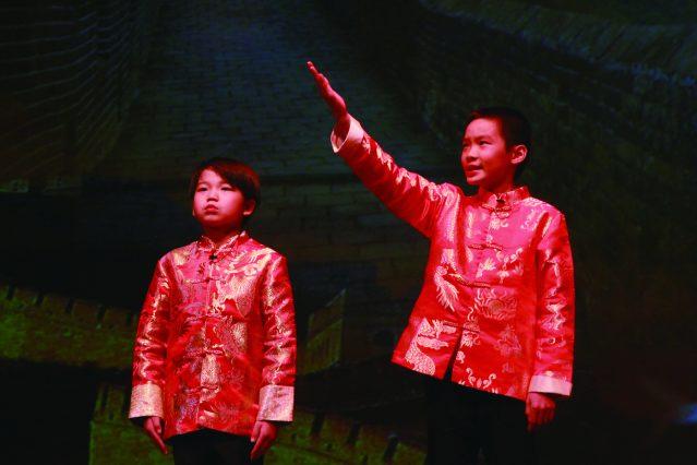 6.瑞華中文學校朗誦獲獎者詩歌朗誦《我驕傲,我是中國人》