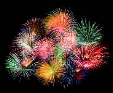 Chicago Fireworks!