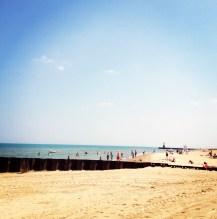 Loyola Park Beach, Chicago