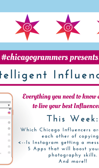 The Intelligent Influencer: December 10, 2017