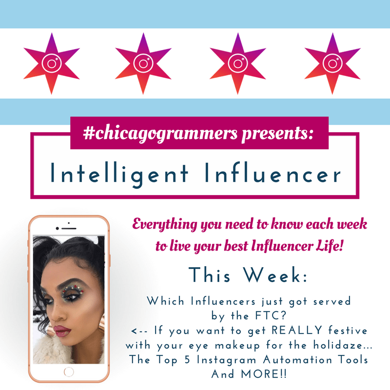 The Intelligent Influencer: December 17, 2017