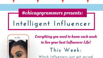 The Intelligent Influencer: February 18, 2018 - Chicagogrammers
