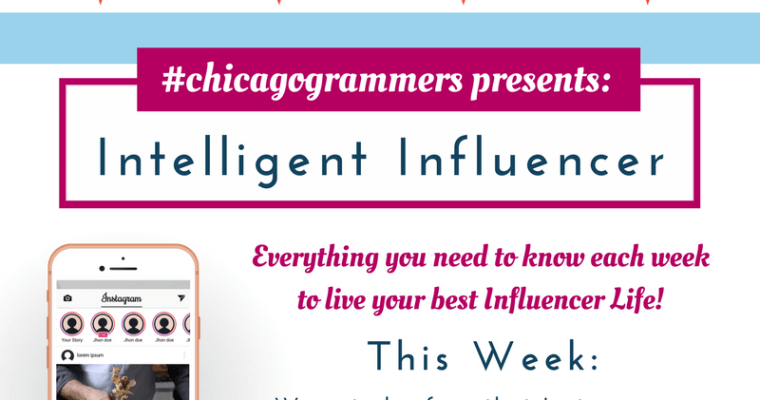 The Intelligent Influencer: February 25, 2018