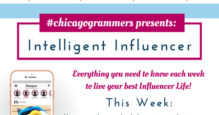 The Intelligent Influencer: February 18, 2018