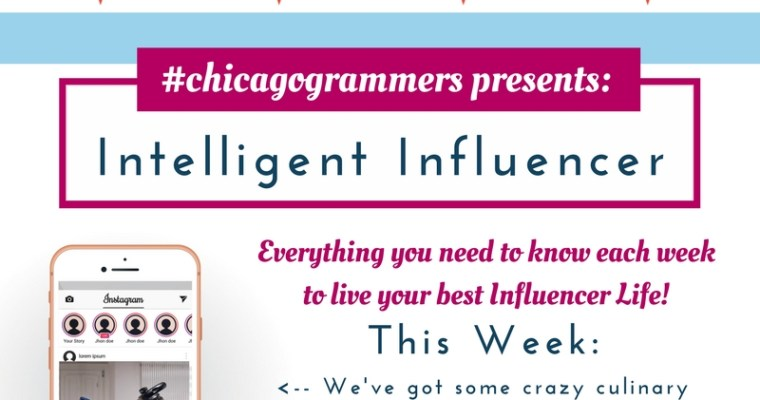 The Intelligent Influencer – April 22, 2018