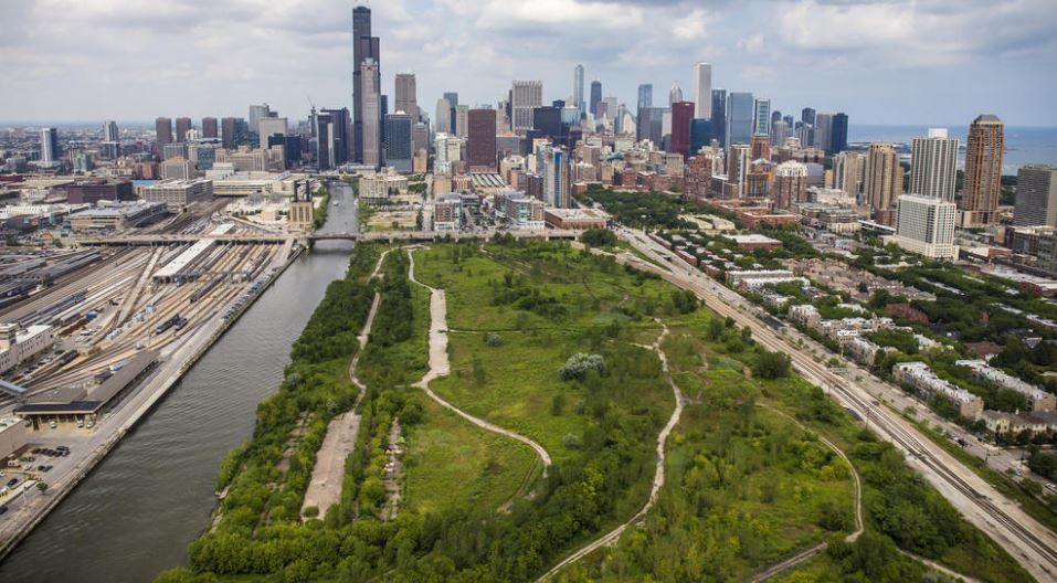 New 62-acre Neighborhood linking South Loop and Chinatown