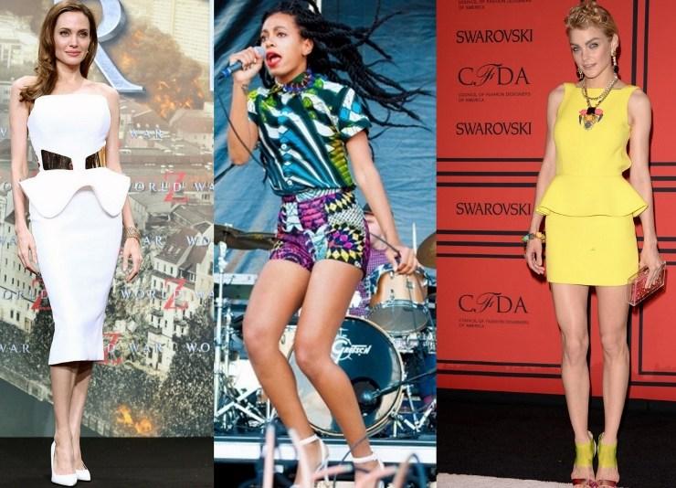 Celebrity Looks Recreated
