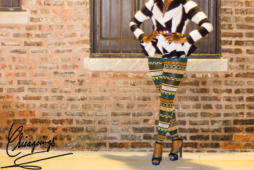Ways to Wear Mixed Prints