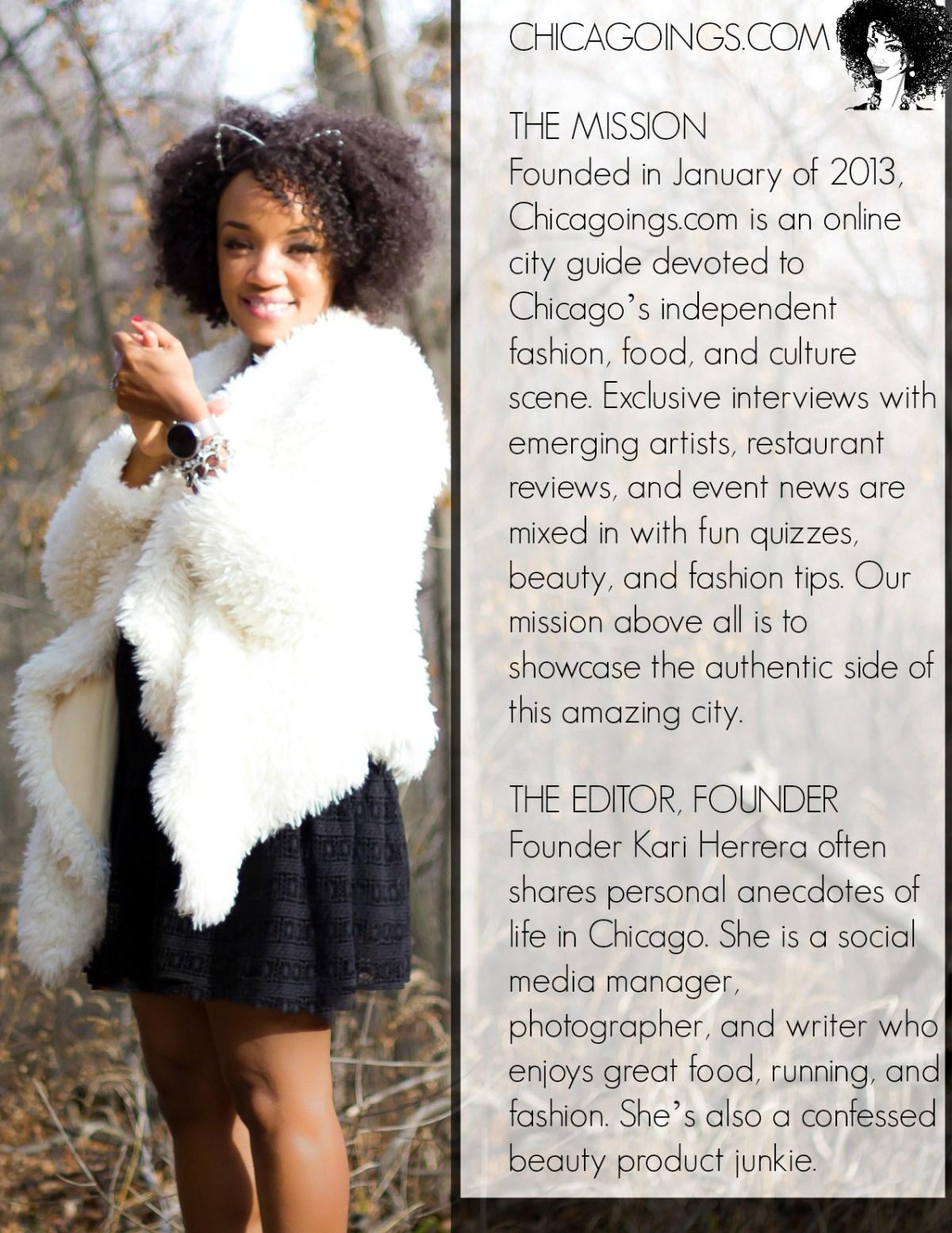 Chicagoings Media Kit