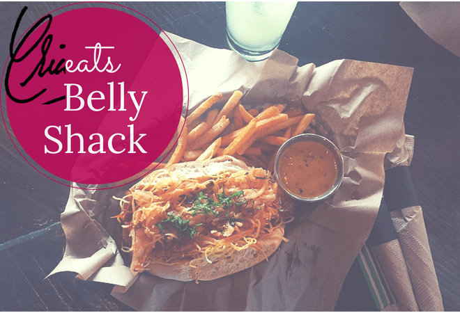 Belly Shack in Logan Square