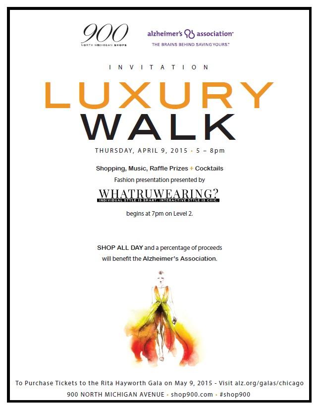 Luxury Walk