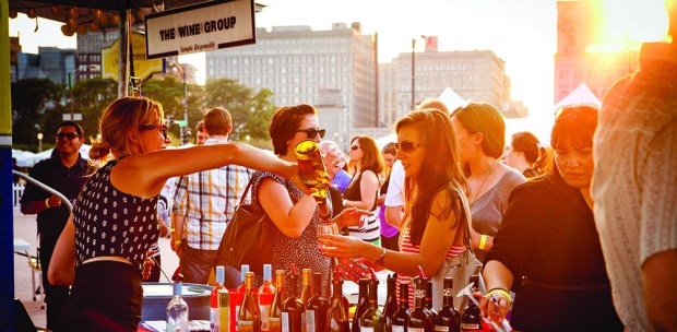 Wine Festival this weekend in chicago