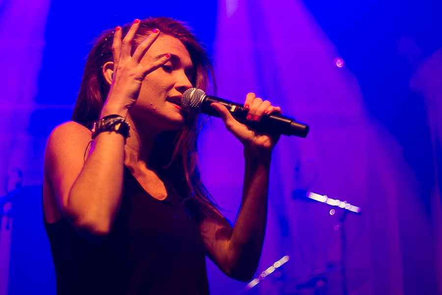 MisterWives at the Vic