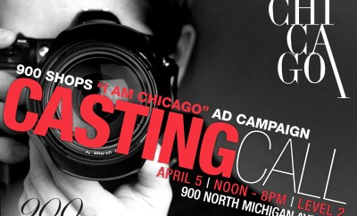 i am chicago casting call