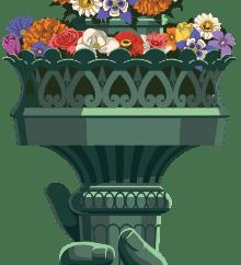 macy's flower show Chicago