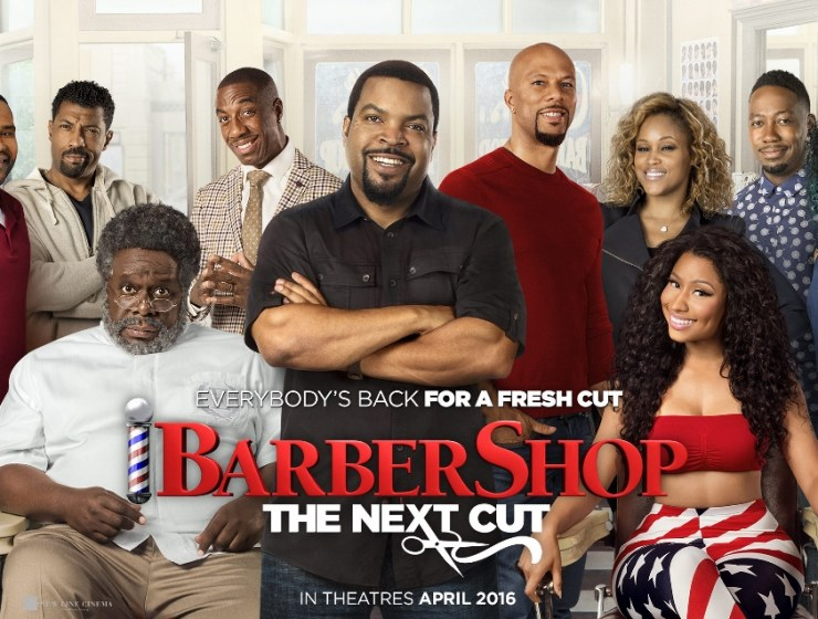 Barbershop 3 Review