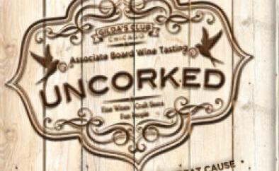 gilda's club uncorked