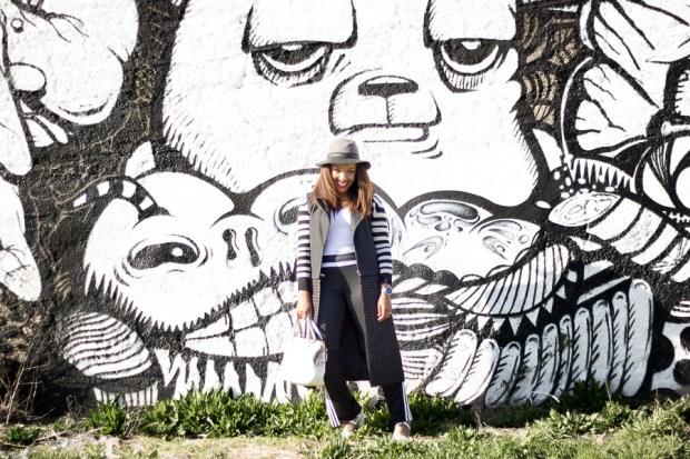 10 Black and White Street Art in Pilsen Chicagoings (1 of 2)