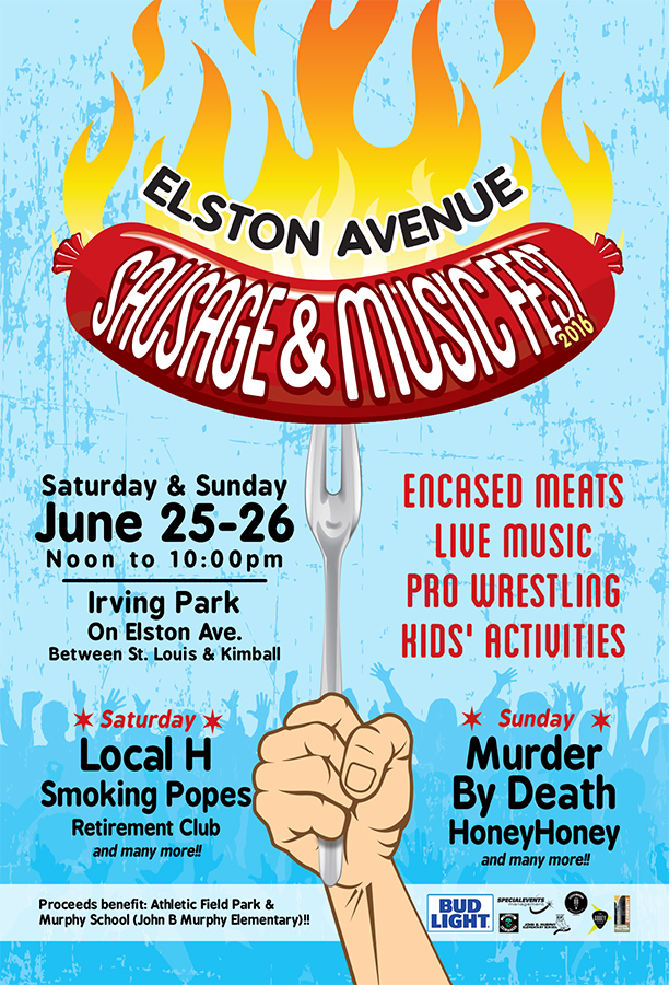 Elston Avenue Sausage and Music Fest