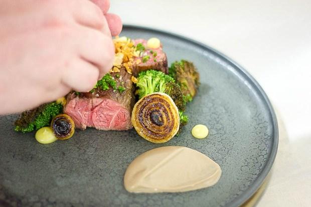 chef james of the conrad hotel