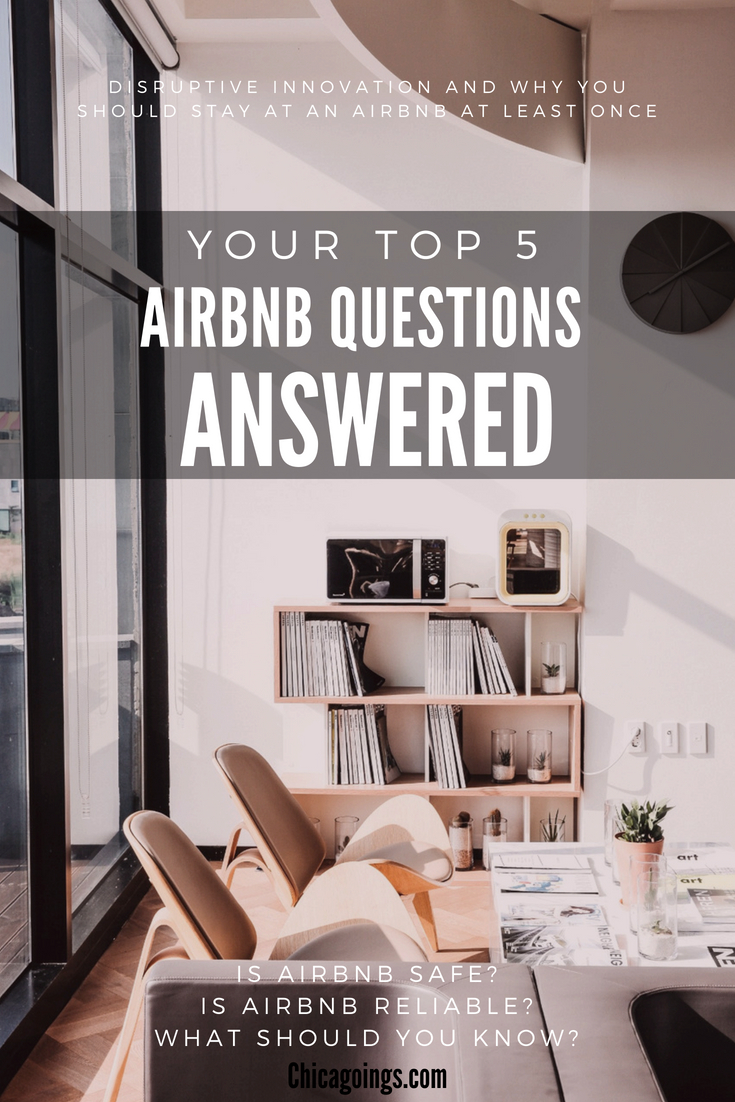 Is Airbnb Safe and Other Questions Answered