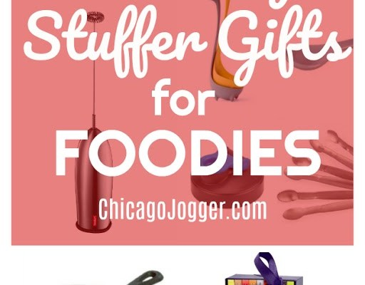 Stocking Stuffer Gifts for Foodies