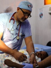 Dr. Ismail Mehr (Photo by Jessica Censotti)
